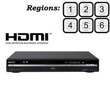 Sony Region Free RDR-HXD870 160GB DVD HDD PVR Recorder Freeview Black HDMI USB