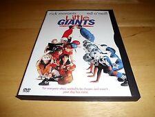 Little Giants (DVD, 2003) Rick Moranis, Ed O'Neill; Ultra Rare/OOP! 1994 Comedy