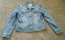 Bluenotes Jean Jacket size XL extra large - denim/light blue