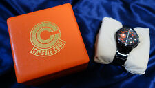 RARE Dragon ball Z battle of gods 9999 limited Official Chronograph watch F/S