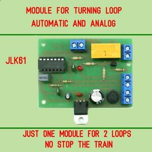 Module comes and goes automatic with boot and progressive slowdown,
