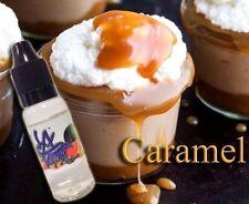 2 x 15ml Bottles Caramel Flavor Juice 0 NlCOTlNE USA Made Free Shipping NGL-7281