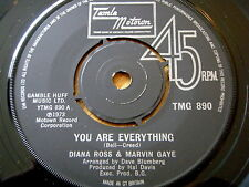 """DIANA ROSS & MARVIN GAYE - YOU ARE EVERYTHING  7"""" VINYL"""