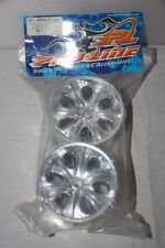 "PROLINE RACING Jantes Mambo 3.8"" 40 series Chromés 87 X 113 mm Hex 14 mm"