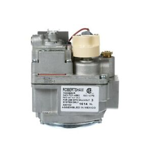 Robertshaw Nat Gas Valve, fryer main safety gas valve,pitco, royal, Imperial.