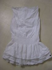 """Tommy Girl"" Tommy Hilfiger Sun Dress / Romper / Med / White"