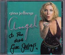 Gina Jeffreys - Angel  - CD (EMI/ABC Australia Signed)