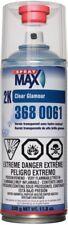 USC 3680061 SprayMax® 2K High Gloss Clearcoat Aerosol 11 oz.