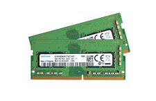 Samsung 16GB kit (2 x 8GB) DDR4 PC4-19200, 2400MHz, 260 PIN SODIMM, CL 17, 1.2V,