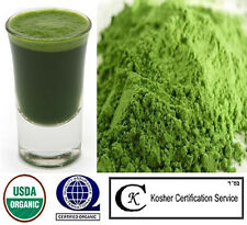 Certified Organic Barley Grass Juice powder 454 grams barleygrass powder