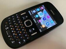Nokia Asha 201 - Graphite (Tesco) Smartphone