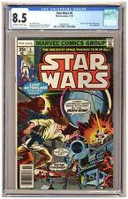 "Star Wars #5 (CGC 8.5) ""A New Hope"" part 5 Newsstand 1977 Marvel Comics C797"