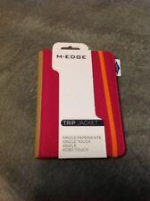 10 M-EDGE AK4-TR1-C-PK Pink  W/Orange Band Trip Jacket For Kindle 4, Touch, Kobo