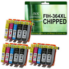 15 NonOEM 364XL Ink Cartridge for HP Deskjet 3070A 3520 Officejet 4610 4622 4620