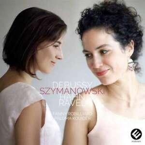 Fanny Robillard, Paloma Kouider - Various Works NEW CD