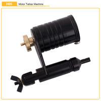 Pro Newest Black Motor Rotary Tattoo Machine Gun Supply for Liner Shader H05 BLK