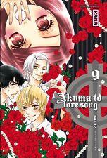 Akuma to Love Song T.9 Toumori Miyoshi occasion Livre