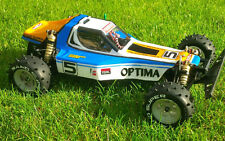 Kyosho Optima carrosserie Lexan reproduction corps et Conducteur