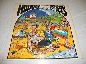 The BBC Sound Effects Library - Sound Effects No.18 - Holiday EX