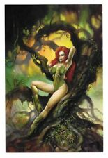 BATMAN PRETTY POISON IVY LIMITED EDITION GICLEE PROMO CARD ALEX HORLEY