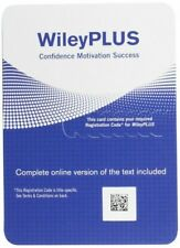 Wiley PLUS Access Code - FAST ONLINE DELIVERY