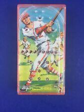 Vintage Hand Held Baseball Pinball Game 1976 BlueBox Retro Gaming
