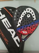 Pala de pádel Head delta elite 2018 + funda usada perfecto estado PVP 200€