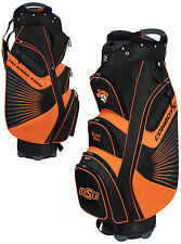 Team Effort Bucket II Cooler NCAA Collegiate Golf Bag Oklahoma State Cowboys