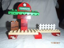 Lego Duplo Tidmouth Train Station (accessory to Thomas the Tank Engine sets)