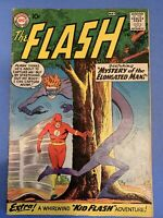 Silver Age Comics 1960 The Flash #112 DC 1st Appearance Elongated Man VG/FN