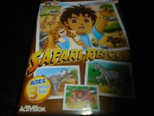 Go Diego Go Safari Rescue Nick Jr Juego De Pc