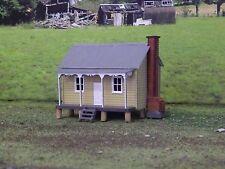 HO scale The Maitland Cottage laser cut wood kit