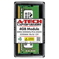 4GB PC4-25600 SODIMM Memory RAM for Dell Latitude 5310 (SNPCDT82C/4G Equivalent)