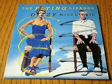 "THE FLYING LIZARDS - DIZZY MISS LIZZIE  7"" VINYL PS"