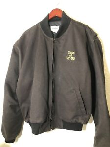 Vintage PARKER LEWIS Show Cast & Crew Jacket 90s Rare Series  PROMO PROMOTIONAL
