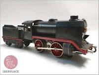 0 escala Spur old toys vintage model train locomotive locomotora Märklin AC