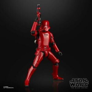 IN STOCK Star Wars The Black Series Sith Jet Trooper Figure BY HASBRO