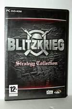 BLITZKRIEG GIOCO USATO BUONO STATO PC DVD VERSIONE ITALIANA FR1 43282