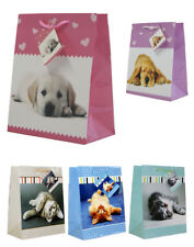 10 Stück Geschenktüten Geschenktasche Geschenkverpackung Geburtstag Tier Motiv