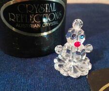 Austrian Crystal Baby Clown by Crystal Reflections ID0010