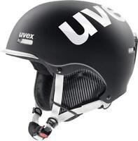 Uvex HLMT 50 black-white mat Skihelm Snowboardhelm Tourenhelm NEU Winter J18