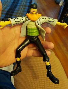 "Roronoa Zoro 7"" Action Figure Shonen Jump One Piece Pirates Pi-Ripz  Mattel C157"