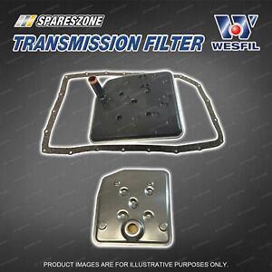 Wesfil Transmission Filter for Mazda BT-50 2.2L 3.2L 4Cyl 5Cyl TD 2011-2020