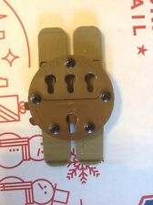 G-Code RTI Vest Plate Carrier Holster Mounting Adapter Coyote Brown Tier 1