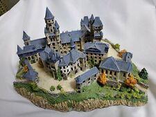 1994 The Danbury Mint Braunfels Castle, (Enchanted Castles Of Europe)