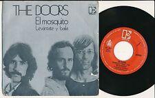 """THE DOORS 45 TOURS 7"""" SPAIN EL MOSQUITO"""
