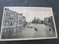Carte Postale Vintage Venise 1936 Shipped Pour Paris