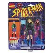 Marvel Legends Retro Series Gwen Stacy Mary Jane Spider-Man 6 inch Figure NEW