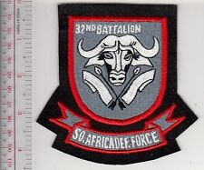 South Africa Defence Force SADF South African Army 32nd light Infantry Bn red gr