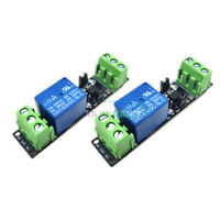 2PCS 3V 1-Channel Relay Isolation High Level Drive Control Optocoupler Module